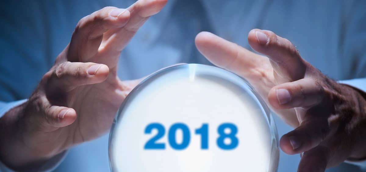 2018 Data Market Predictions